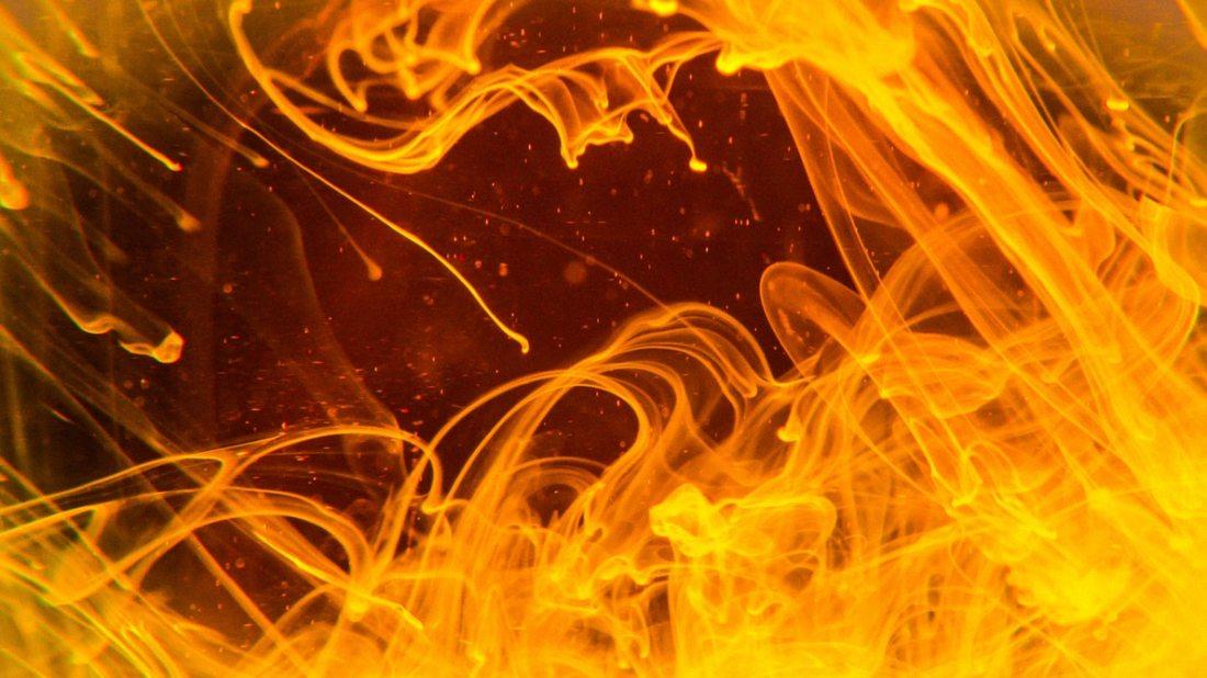 feu voitures brûlées